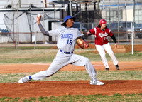 Garinger Baseball vs West Meck 2015