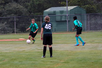Belmont Fury Soccer vs CCA Green Fall 2015