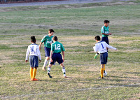 Belmont Middle Soccer vs Southwest 2015