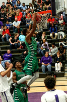 Ashbrook at Stuart Cramer Varsity Men Basketball 2015