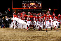 South Point vs Statesville Football Playoffs 2015
