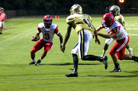 East Rutherford at North Gaston Varsity Football 2017