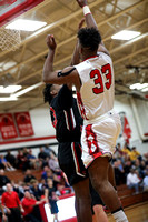 East Rutherford at South Point Basketball Playoff Feb 2018