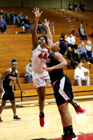 Belmont Abbey vs Erskine Girls Basketball Jan 2019