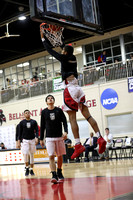 Belmont Abbey vs Erskine Mens Basketball Jan 2019