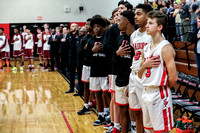 East Gaston at South Point Varsity Mens Basketball Jan 2019