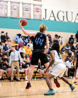 Huss at Forestview Mens Varsity Basketball Feb 2019