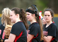 South Point at East Gaston Softball Mar 2019