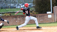 South Point at East Gaston Varsity Baseball Mar 2019