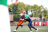 Belmont Middle vs Chavis Football Sept 2019