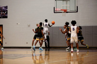 Kings Mtn at Stuart Cramer Varsity Mens Basketball Dec 2019