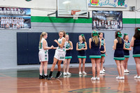 Holbrook at Belmont Girls Basketball Jan 2020