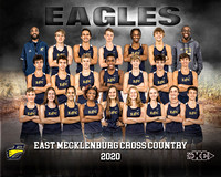 East Meck Cross Country Dec 2020
