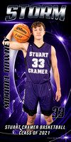 Stuart Cramer Men's Basketball 2020