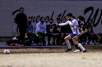 Stuart Cramer at North Gaston Mens Soccer Feb 4 2021
