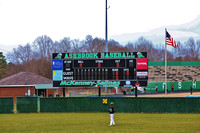Ashbrook Baseball vs Highland 2015
