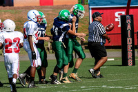 Belmont Middle vs Holbrook football 2015
