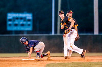 Ramblin Rebels vs Rutherford County Playoffs July 2018