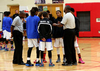 Piedmont Boys Basketball vs Northridge 2014