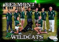 Belmont Middle Golf 2016